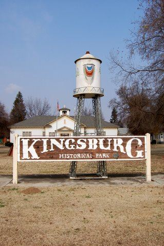 Kingsburg Historical Park