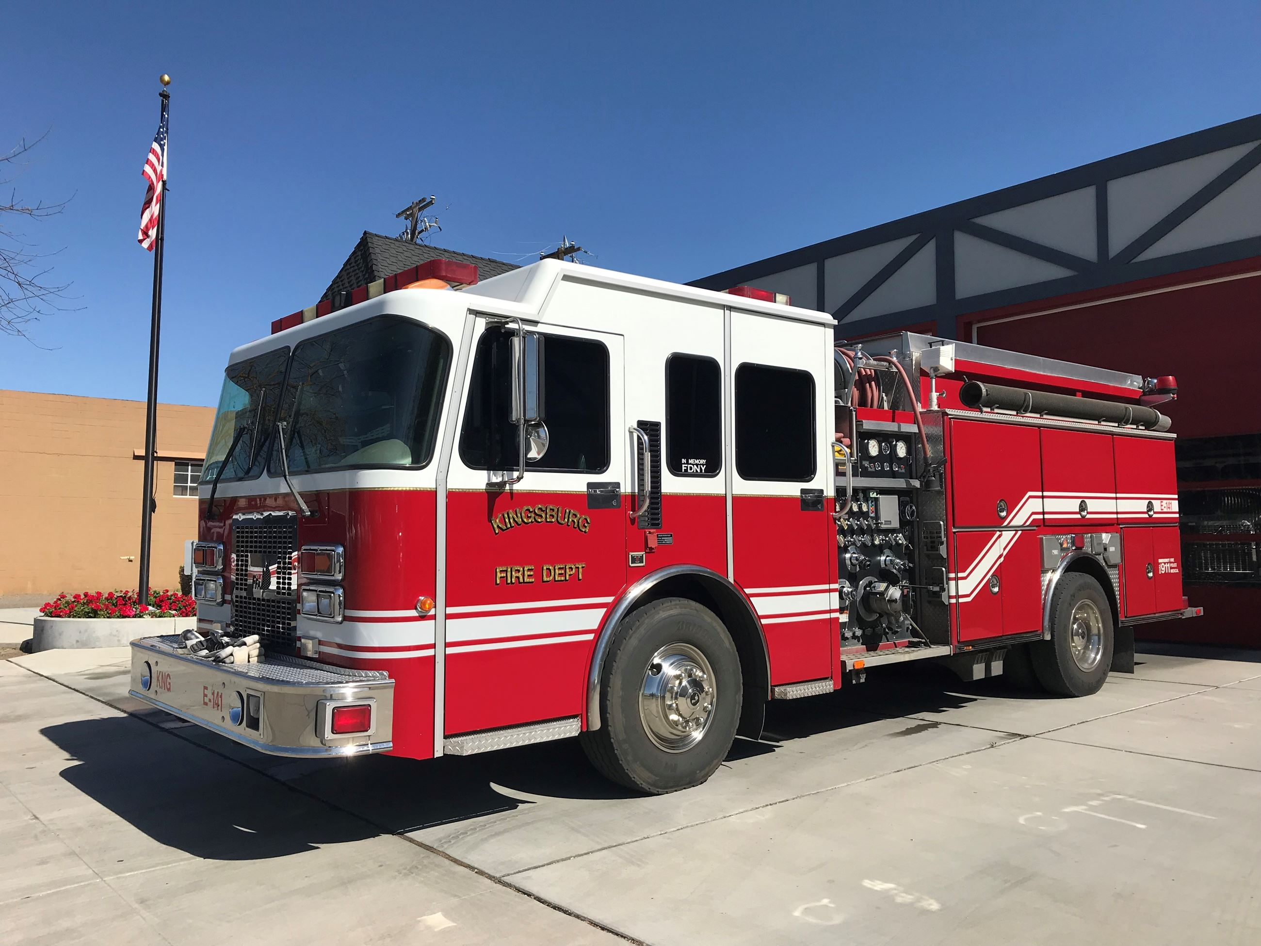 Reserve Engine 141